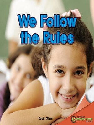 cover image of We Follow the Rules